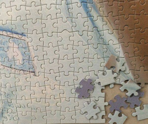 Jigsaw Puzzle Maker >> Personalized Picture Puzzle with 2000 pieces