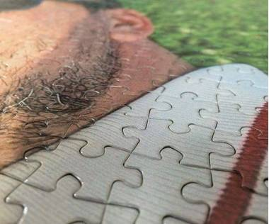 2000 piece personalized photo puzzle
