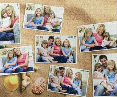 2000 piece photo collage jigsaw puzzle