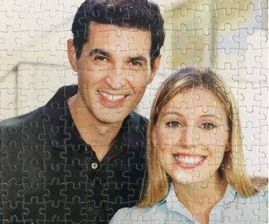 1000 piece personalized photo puzzle