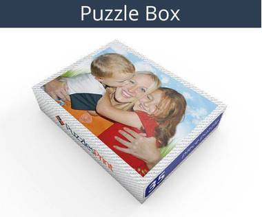 35 piece magnetic photo jigsaw puzzle box