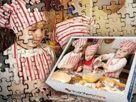 Plastic Photo Jigsaws