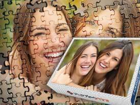 Wooden Photo Jigsaws