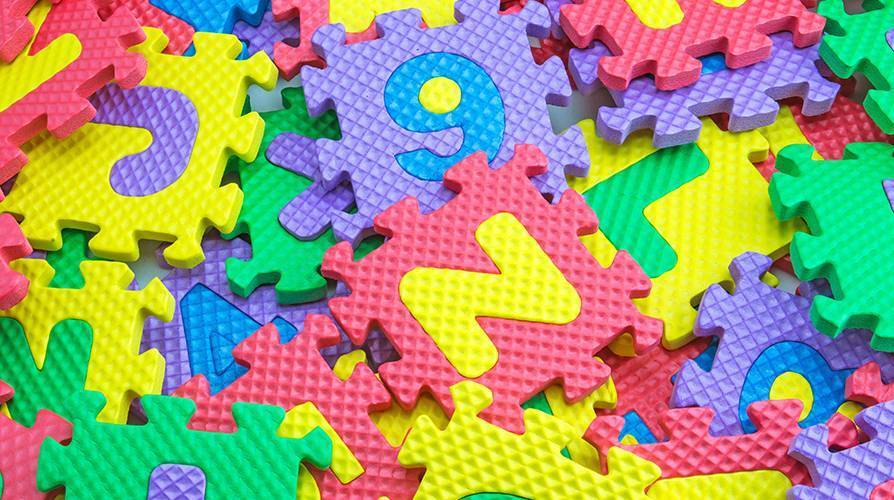 Jigsaw Puzzles With Large Pieces