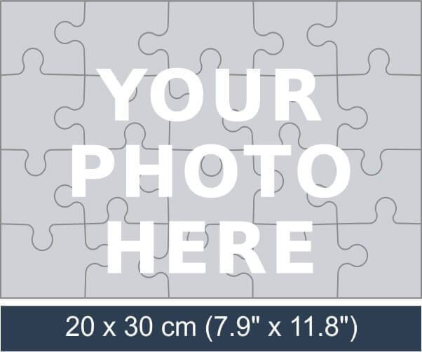 photograph about Make Your Own Jigsaw Puzzle Printable identify 20 piece custom made picture jigsaw puzzle