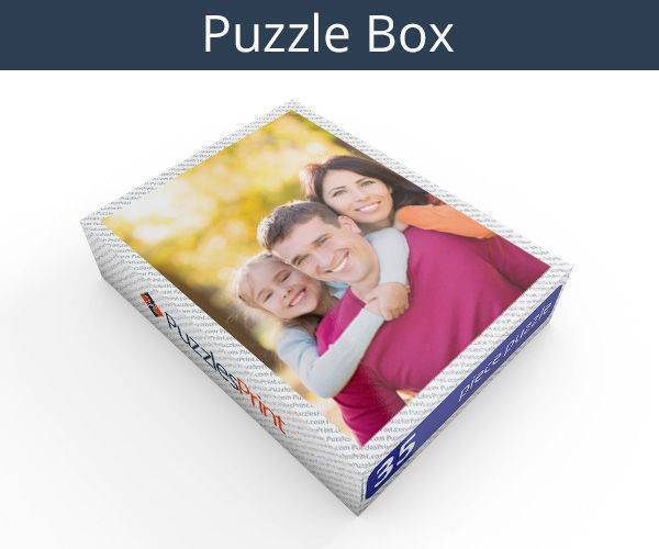 Jigsaw Puzzle Maker >> 35 piece personalized picture puzzle