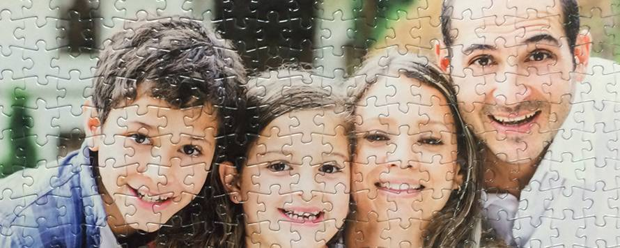 Turn Picture Into Puzzle